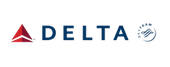 Logo of Delta Airlines