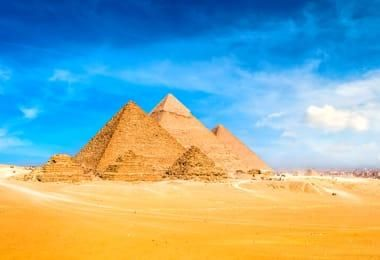 Cheap Flights To Cairo