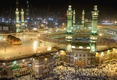Hotels in Makkah
