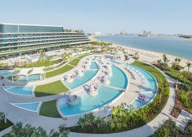 فندق دبليو دبي, النخلة