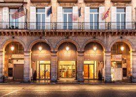 فندق وسبا سانت جيمس ألباني باريس