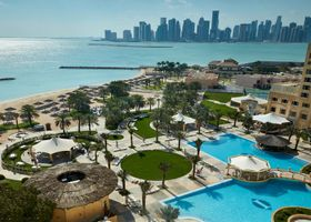 فندق انتركونتيننتال الدوحة