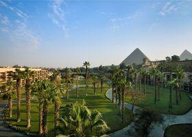 ماريوت مينا هاوس، القاهرة