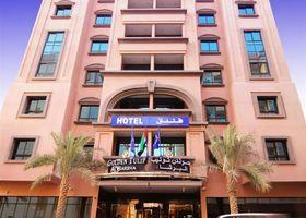 فندق جولدن توليب البرشاء دبي