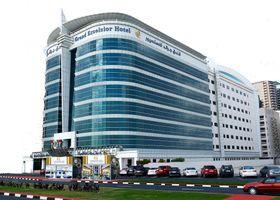 فندق جراند إكسلسيور - بر دبي