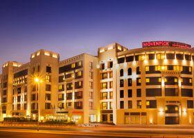 شقق فندقية موڤنبيك الممزر دبي