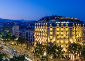 فندق وسبا ماجستيك برشلونة جي إل