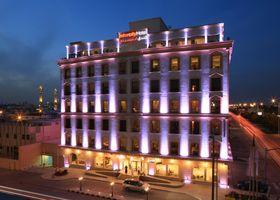 فندق انترسيتي الرياض -الملز