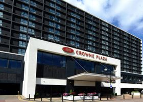 Crowne Plaza Birmingham City, an IHG Hotel