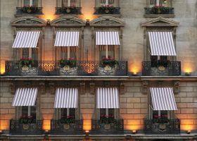 فندق لانكاستر باريس شانزليزيه