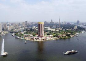 سوفيتيل النيل القاهرة الجزيرة