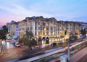 كراون بلازا إسطنبول - أولد سيتي