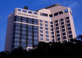 فندق فور سيزونز سنغافورة