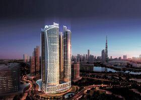 باراماونت هوتل دبي