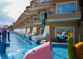 Panorama Bungalows Aqua Park Hurghada - All Inclusive