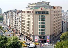 رمادا بلازا باي ويندام إسطنبول سيتي سنتر