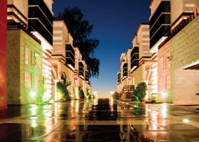 فندق ومنتجع فيلاجيو أبو ظبي