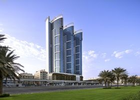 فندق نوفوتيل البرشاء دبي