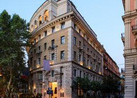 فندق غراند بالاس روما