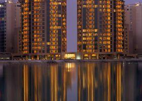 شقق اكزكتيف ماريوت المنامة، البحرين