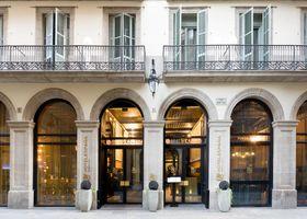فندق إسبانيا رامبلاس