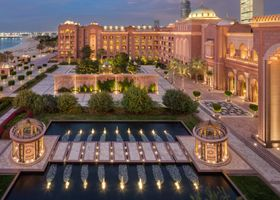 قصر الإمارات بأبوظبي