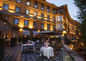 فندق ماجيستك روما