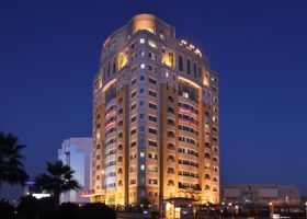 Marriott Executive Apartments Riyadh, Convention Center