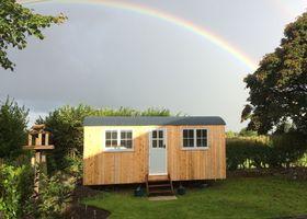 Little Trelawney Shepherd Hut
