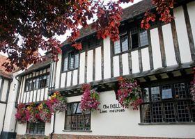 The Bull Hotel Long Melford