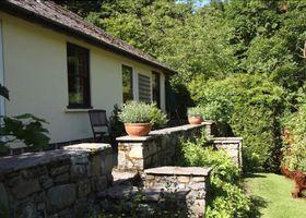 Cwm Irfon Lodge Cottages