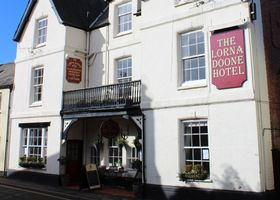The Lorna Doone Hotel