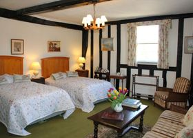 Haughley House Bed and Breakfast