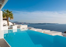 Kirini Santorini The Leading Hotels of the World
