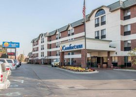 Comfort Inn Near Greenfield Village