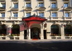 فندق لو رويال مونسو رافلز باريس