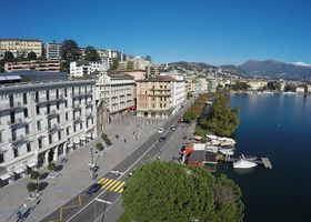International au Lac Historic Lakeside Hotel - Lugano