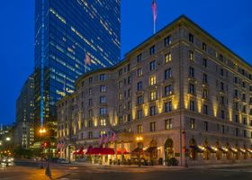 Fairmont Copley Plaza, Boston