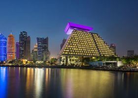 منتجع ومركز مؤتمرات جراند شيراتون الدوحة