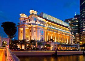 ذا فوليرتون هوتل سنغافورة