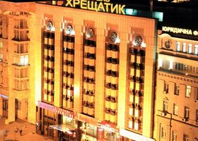 Khreschatyk City Center Hotel