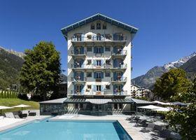 Hôtel Mont Blanc Chamonix