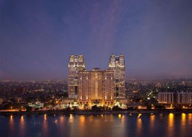 Fairmont Nile City, Cairo