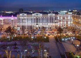 ستاندارت هوتل موسكو. أحد فنادق ديزاين هوتلز