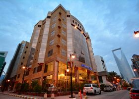 Millennia Hotel Olaya