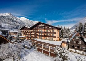 Hotel Alpina - Thermenhotels Gastein
