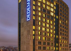 فندق ومركز مؤتمرات ديديمان بوستانكي اسطنبول