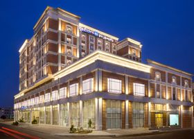 فندق راديسون بلو، جدة السلام