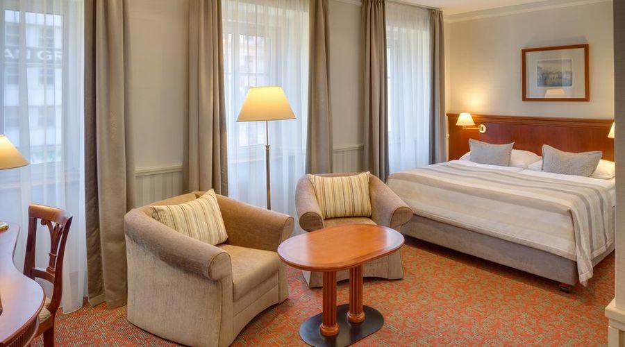 Adria Hotel Prague-10 of 31 photos