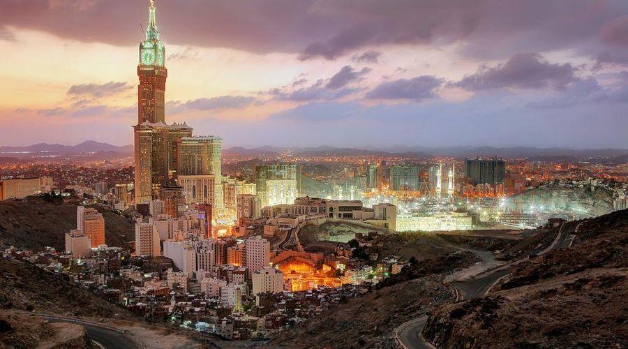 فندق وريزيدنسز موڤنبيك برج هاجر مكة-12 من 35 الصور